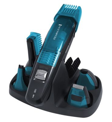 Image result for Remington Vacuum Personal Advanced 5 in 1 Grooming Kit PG6070