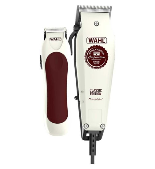 Wahl Classic Edition Grooming Gift Set