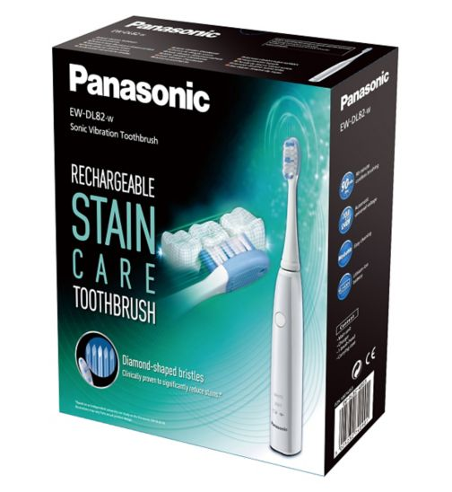 Panasonic EW-DL82 Sonic Vibration Rechargeable toothbrush