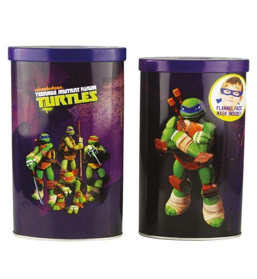 Teenage Mutant Ninja Turtles tin giftset