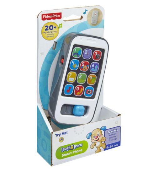 Fisher-Price® Smart Phone