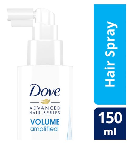 Dove Advanced Hair Series Oxygen Moisture Root Lift Spray 125ml