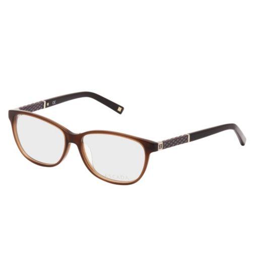 Escada Women's Brown Glasses - VES319