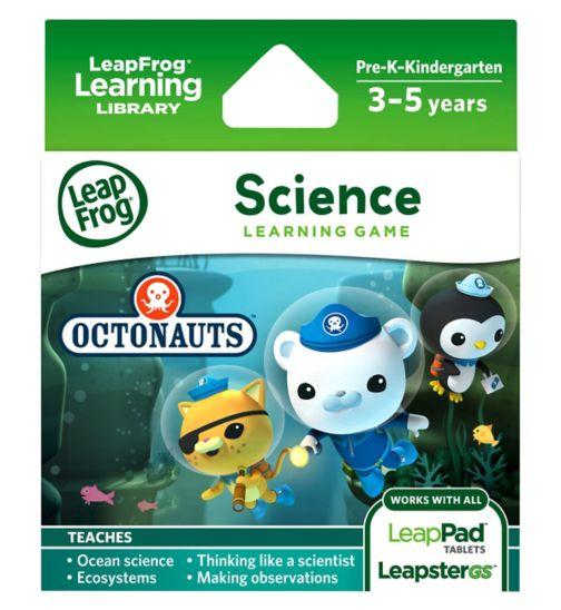 LeapFrog® Octonauts Learning Game