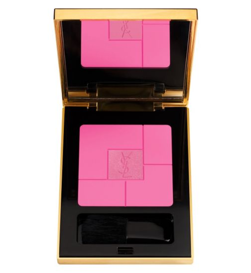 Yves Saint Laurent Blush Volupte Rose Gold in shade Loulou