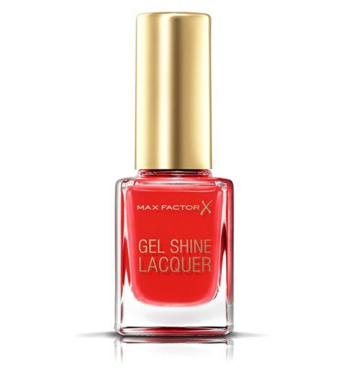 Max Factor Gel Shine Lacquer Nail Polish
