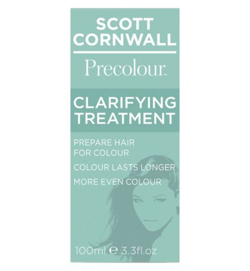 Scott Cornwall Precolour Clarifying Treatment 100ml