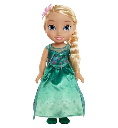 Disney Frozen My First Toddler Deluxe Elsa