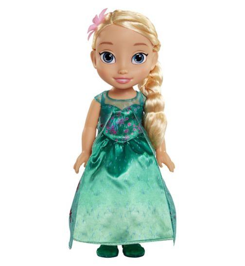 Disney Frozen My First Toddler Deluxe Elsa
