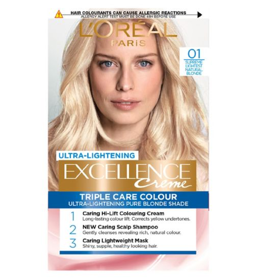 L'Oréal Excellence 01 Lightest Natural Blonde