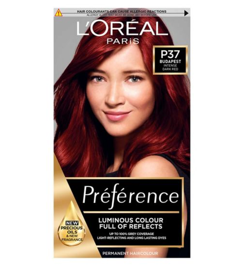 L'Oreal Preference D Red Ultra Vio 3.66