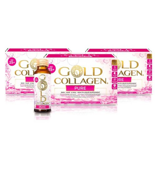 Pure Gold Collagen 30 day programme