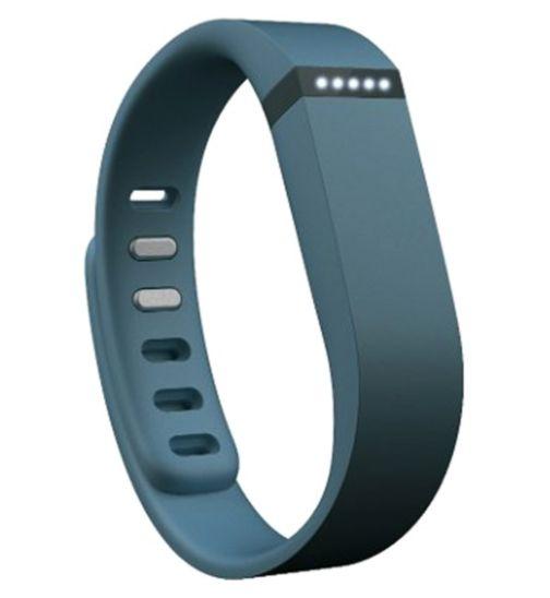 Fitbit Flex Activity & Sleep Tracker Wireless Wristband - Slate