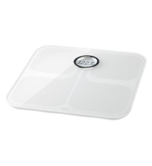 Fitbit Aria Wi-Fi Smart Scales - White
