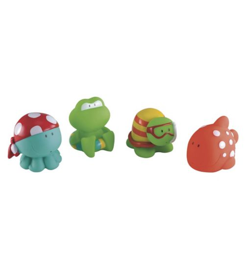 ELC Bath Squirters 4 Pack