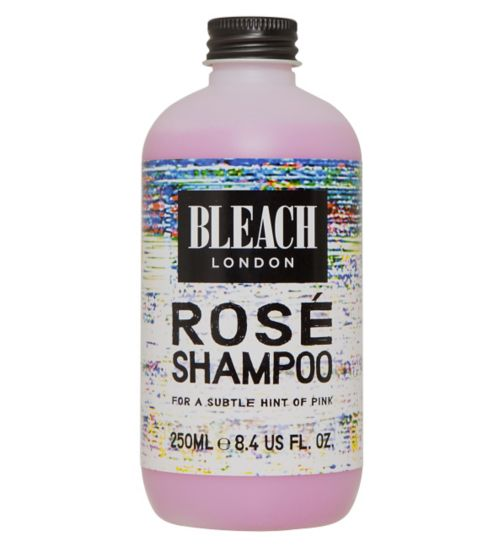 BLEACH Rose Shampoo 250ml
