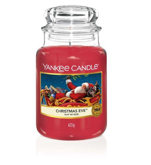Yankee Candle Classic Large Jar Christmas Eve