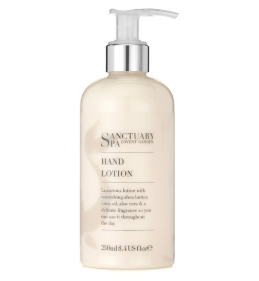 Sanctuary classics hand  lotion 250ml