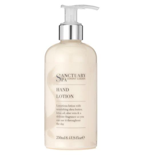 Sanctuary classics hand  lotion 250ml