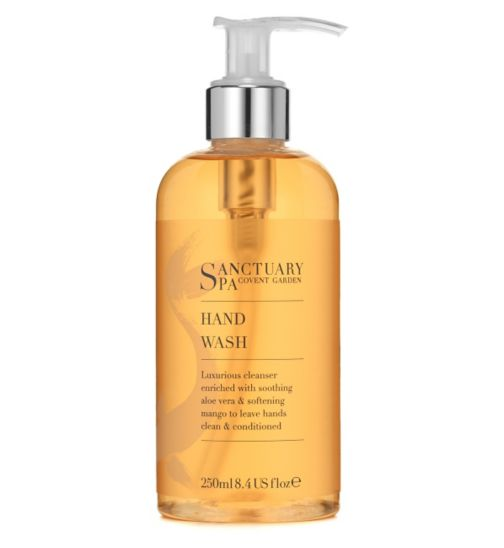 The Sanctuary Classics Hand Wash 250ml