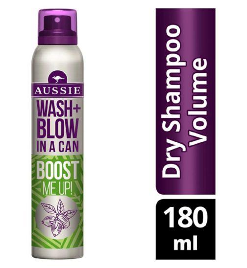 Aussie Miracle Dry Shampoo Aussome Volume 180ml
