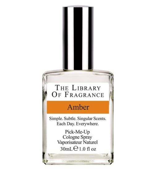 Library of Fragrance Amber Eau de Toilette 30ml