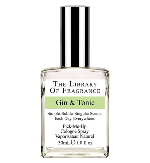 Library of Fragrance Gin & Tonic Eau de Toilette 30ml