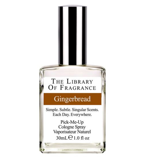 Library of Fragrance Gingerbread Eau de Toilette 30ml