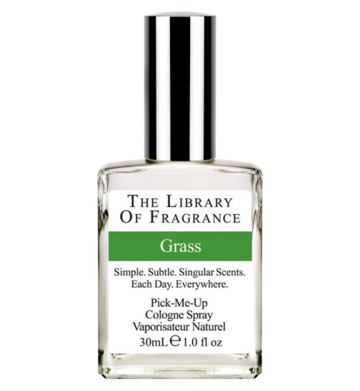 Library of Fragrance Grass Eau de Toilette 30ml