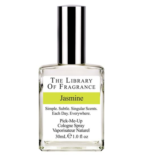 Library of Fragrance Jasmine Eau de Toilette 30ml