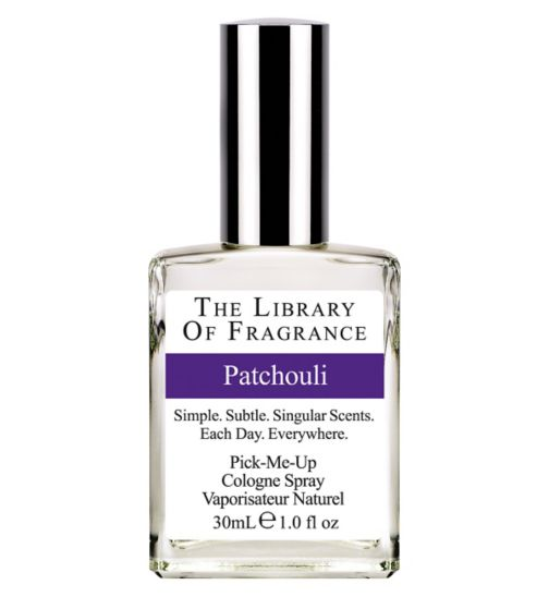 Library of Fragrance Patchouli Eau de Toilette 30ml