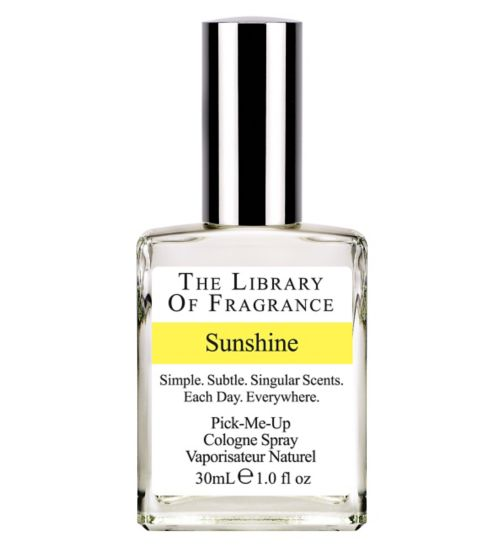 Library of Fragrance Sunshine Eau de Toilette 30ml