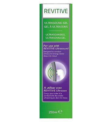 Revitive Ultrasound Gel - 250ml