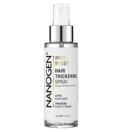 Nanogen Root Boost Hair Thickening Spray - 100ml