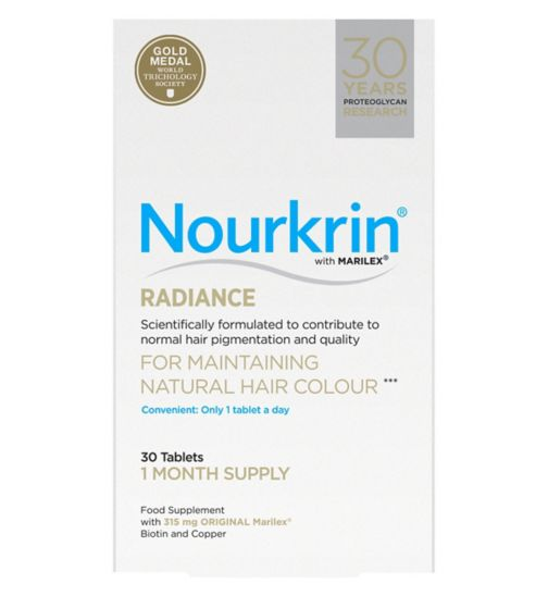 Nourkrin Radiance Hair Color Maintenance