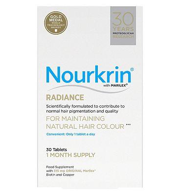 Nourkrin Radiance Hair Color Maintenance