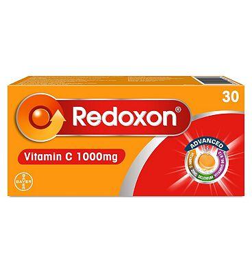 Redoxon Immune Support Eff 30s