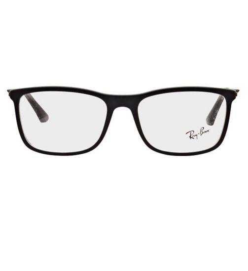 e2ad3bfe8c Ray-Ban RX7029 Men s Glasses - Black