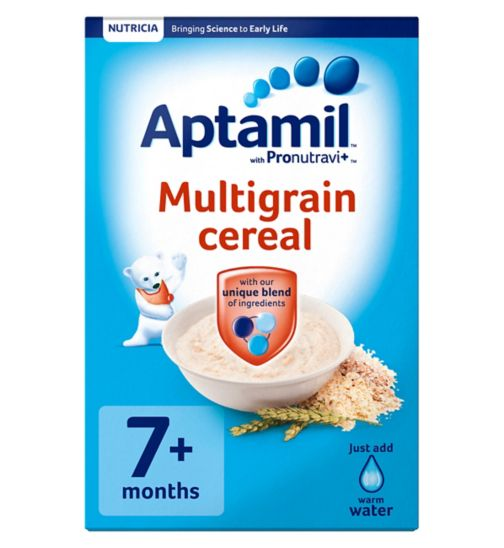 Aptamil with Pronutravit+ Multigrain Cereal 7+ Months 200g