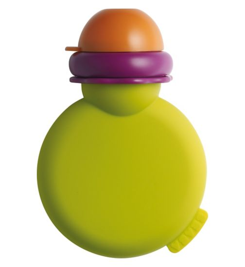 Beaba Babypote Squeeze Pouch, Green