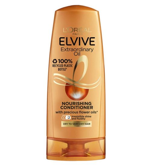 L'Oreal Elvive Extraordinary Oils Nourishing Conditioner Dry to Rough Hair 250ml
