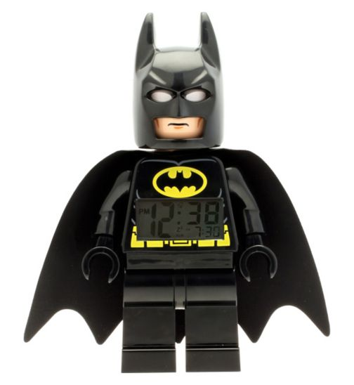LEGO DC Super Heroes Batman Clock