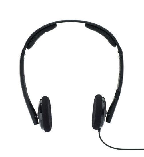 Sennheiser PX100-II Mini On Ear Headphones- Black