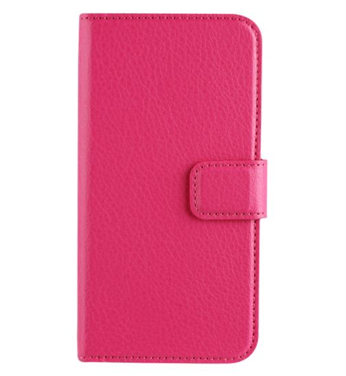 Xqisit Slim Folio Case for iPhone 5s- Pink