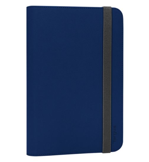Targus Universal Tablet Folio Case 7-8'- Blue