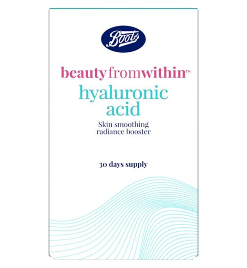 Boots Hyaluronic Acid - 30 x 50 mg