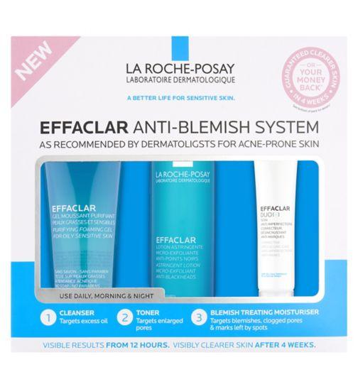 La Roche-Posay Effaclar '3-Step' Anti-Blemish System