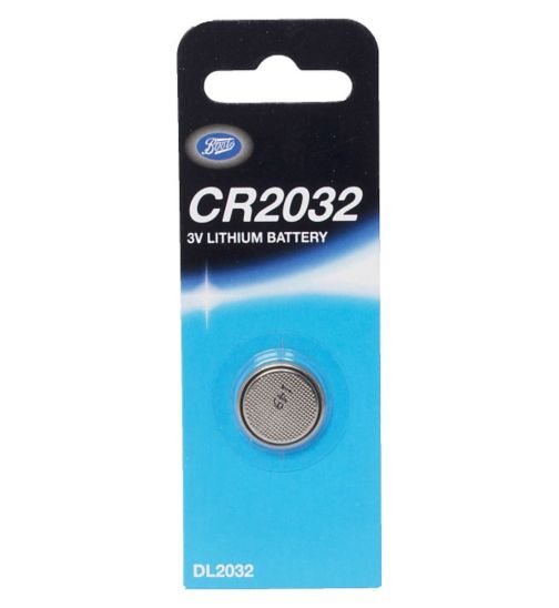 Boots CR2032 3V Lithium Battery x1