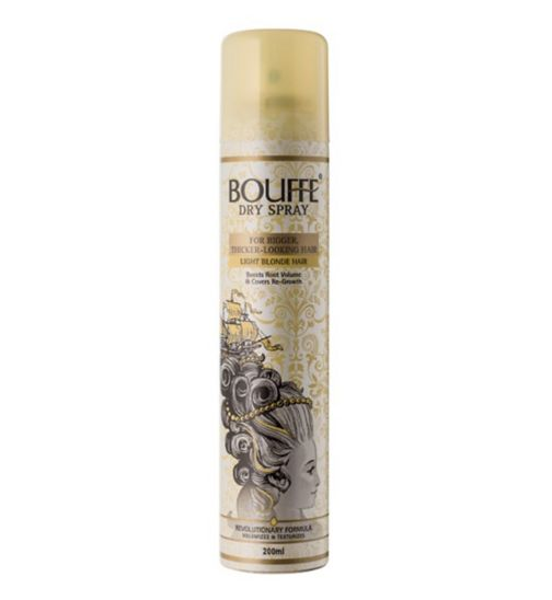 BOUFFE Hair Thickening Spray Light Blonde 200ml