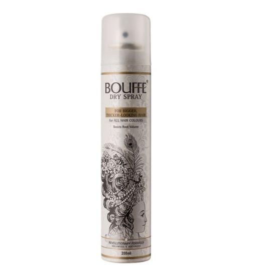 Bouffe hair thickening spray all hair colours